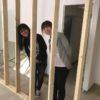2F内装の下準備完了!新会堂DIY記7