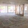 1F解体作業が終了。新会堂DIY記4