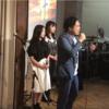 新会堂オープン記念。スペシャルゲスト中山栄嗣さんを迎えてゴスペルコンサートを開催しました!